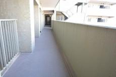 世田谷船橋パーク・ホームズ 廊下