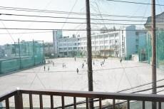 ライオンズマンション中野第2  ダイニングバルコニー
