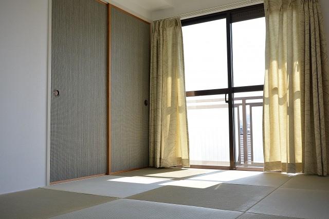 ライオンズマンション中野第2  和室