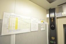 東京テラスB棟 エレベーター