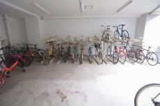 アルファニッシュ白金高輪 駐輪場