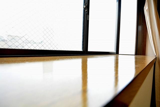 プラザ六番館 洋室②出窓