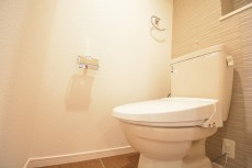 セントラルハイツ トイレ