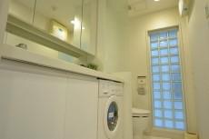 アルファニッシュ白金高輪 洗面室