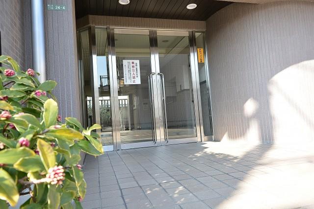 藤和シティコープ桜上水Ⅱ エントランス