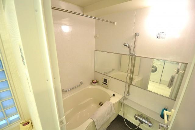 アルファニッシュ白金高輪 バスルーム