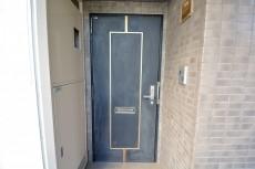 藤和シティコープ桜上水Ⅱ 玄関扉