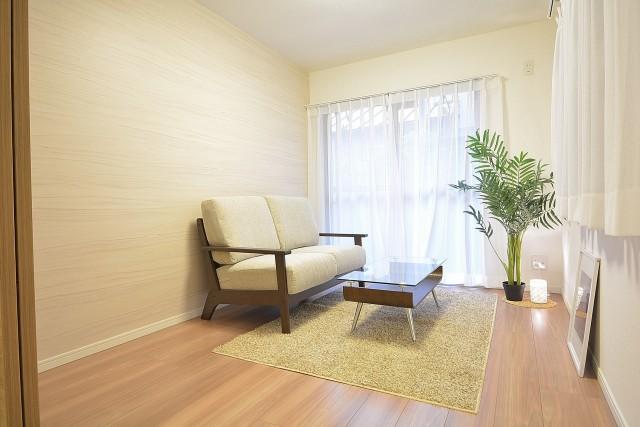約5.6畳の洋室