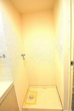 藤和シティコープ桜水上Ⅱ 洗濯機置場