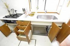 藤和シティコープ桜水上Ⅱ キッチン