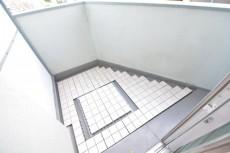 芦花公園ヒミコマンション バルコニー