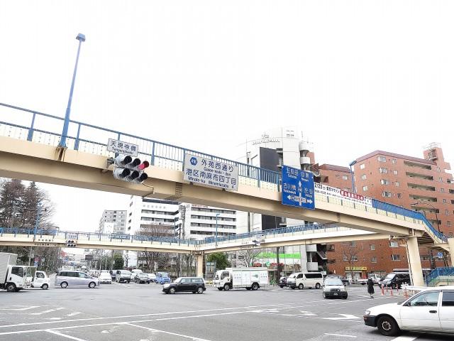 グラントレゾール広尾 天現寺橋