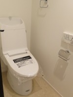 グラントレゾール広尾 トイレ105