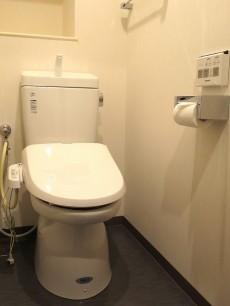 パークステージ茅場町 ウォシュレット付トイレ