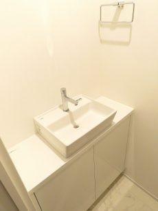 自由ヶ丘センチュリーマンション トイレ