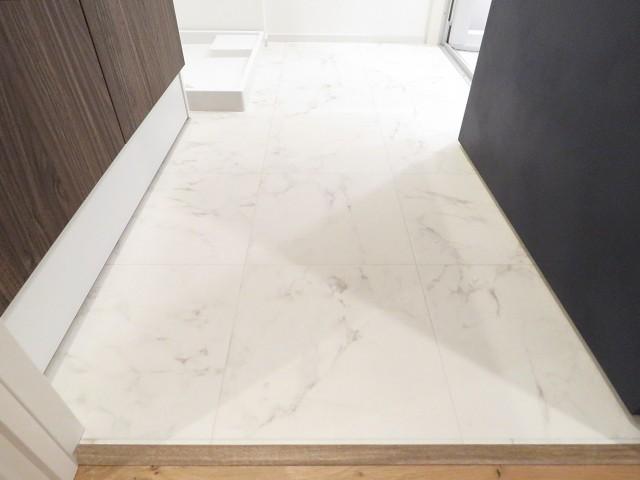 自由ヶ丘センチュリーマンション 洗面室