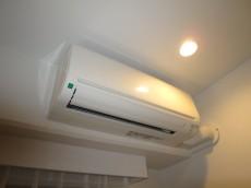 本郷七番館 洋室エアコン