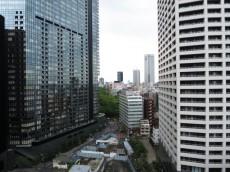 アイタウン・レピア バルコニーからの眺望