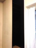 シャルマンコーポ清雅 壁一面のクローゼット