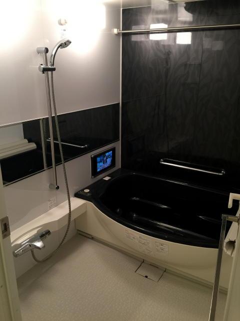 グラントレゾール広尾 バスルーム