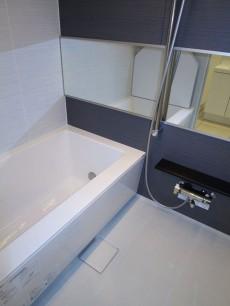 ビッグ武蔵野池袋 ゆったり入浴できそうなバスルーム602