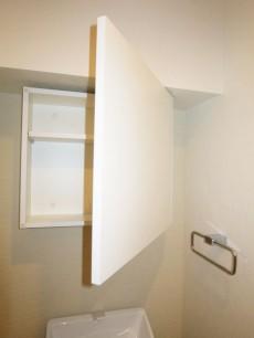 ビッグ武蔵野池袋 ウォシュレット付のトイレ602