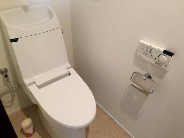 グラントレゾール広尾 トイレ