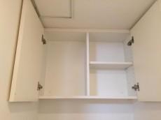 グラントレゾール広尾 トイレ収納