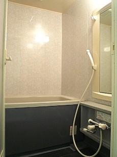 エクセルシオール麻布 バスルームです。