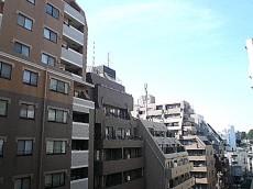 エクセルシオール麻布 7階からの眺望です。
