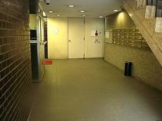 渋谷コーポラス エントランスホール