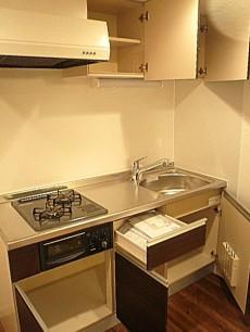 渋谷コーポラス キッチン