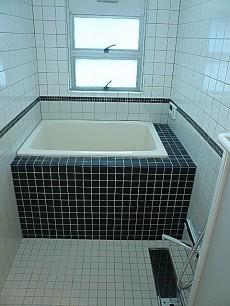 渋谷コーポラス 追炊き機能付き浴室です。