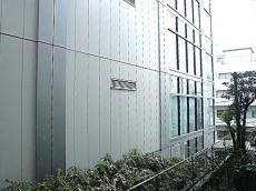 渋谷コーポラス 2階からの眺望です。
