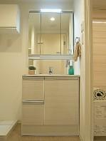 シーアイマンション碑文谷 洗面化粧台