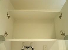 シーアイマンション碑文谷 洗濯機置き場です。