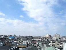 シーアイマンション碑文谷 6階からの眺望