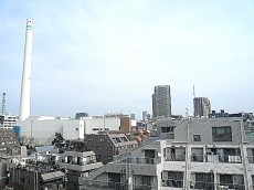 7階からの眺望です。