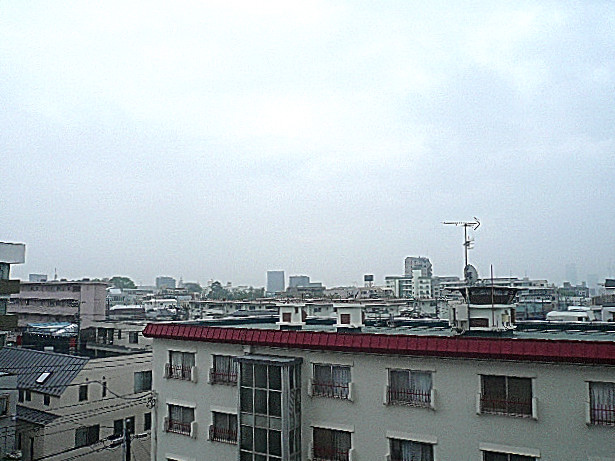 玉川サンケイハウス 5階からの眺望