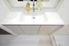 シャンボール常盤松 洗面室
