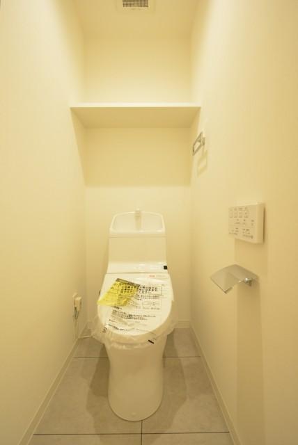 ライオンズマンション芦花公園 トイレ