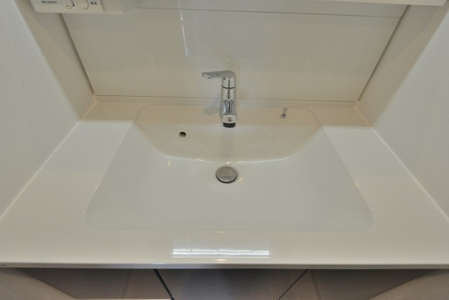 南平台アジアマンション605 洗面台