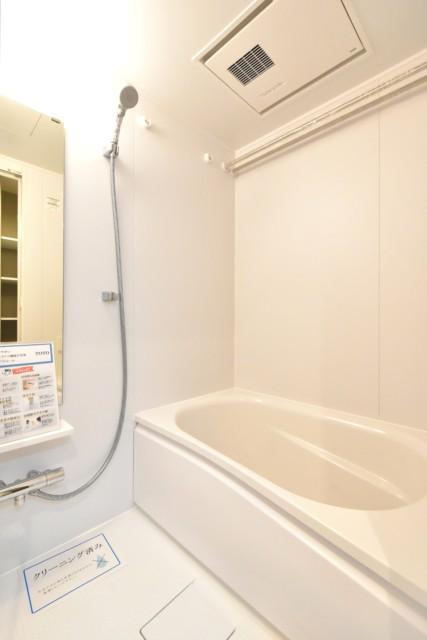セイワパラシオン笹塚 浴室