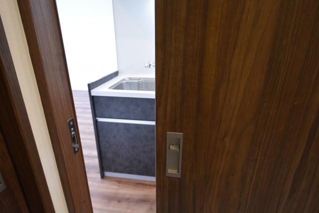 南平台アジアマンション605 洗面所