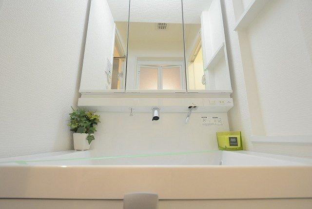 ハヤマビル  洗面室