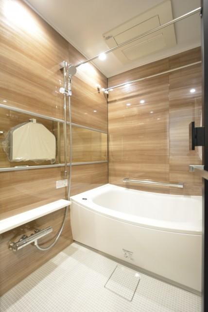 パークハイム中野坂上 浴室