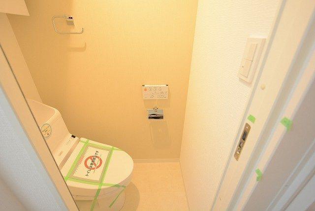 ハヤマビル トイレ