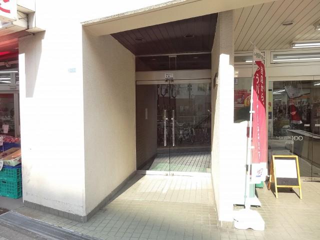 シャトレー渋谷 エントランス