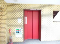 ライオンズマンション原宿 エレベーター