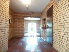 ライオンズマンション原宿 エントランスホール